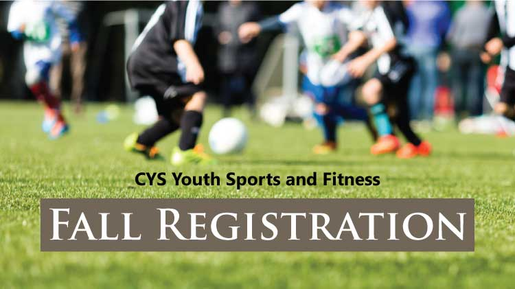 CYS Youth Sports and Fitnes Fall Registration