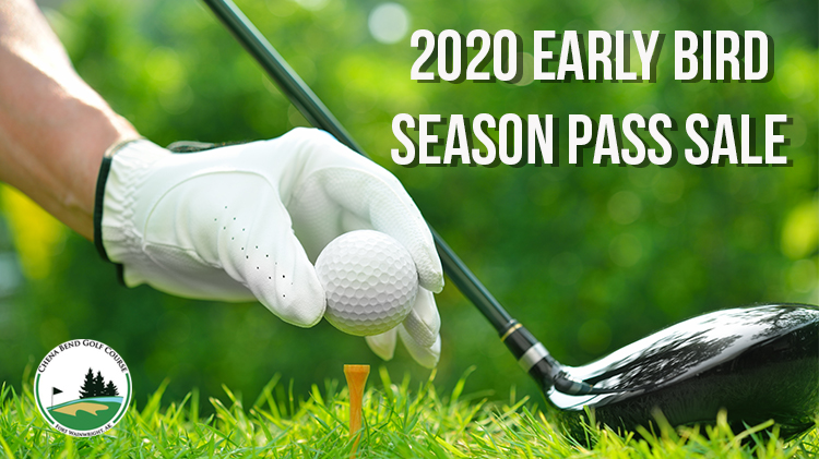 2020 Early Bird Season Pass Sale