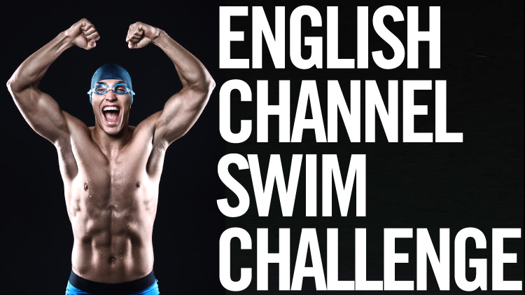 English Channel Swim Challenge