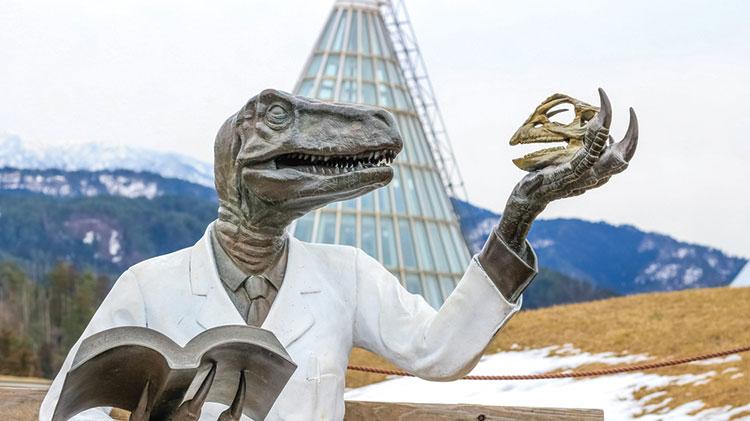 Dinosaur Exhibition at Makuhari Messe