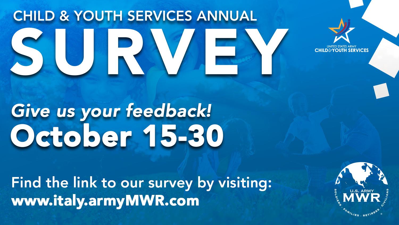 Annual Parent Survey