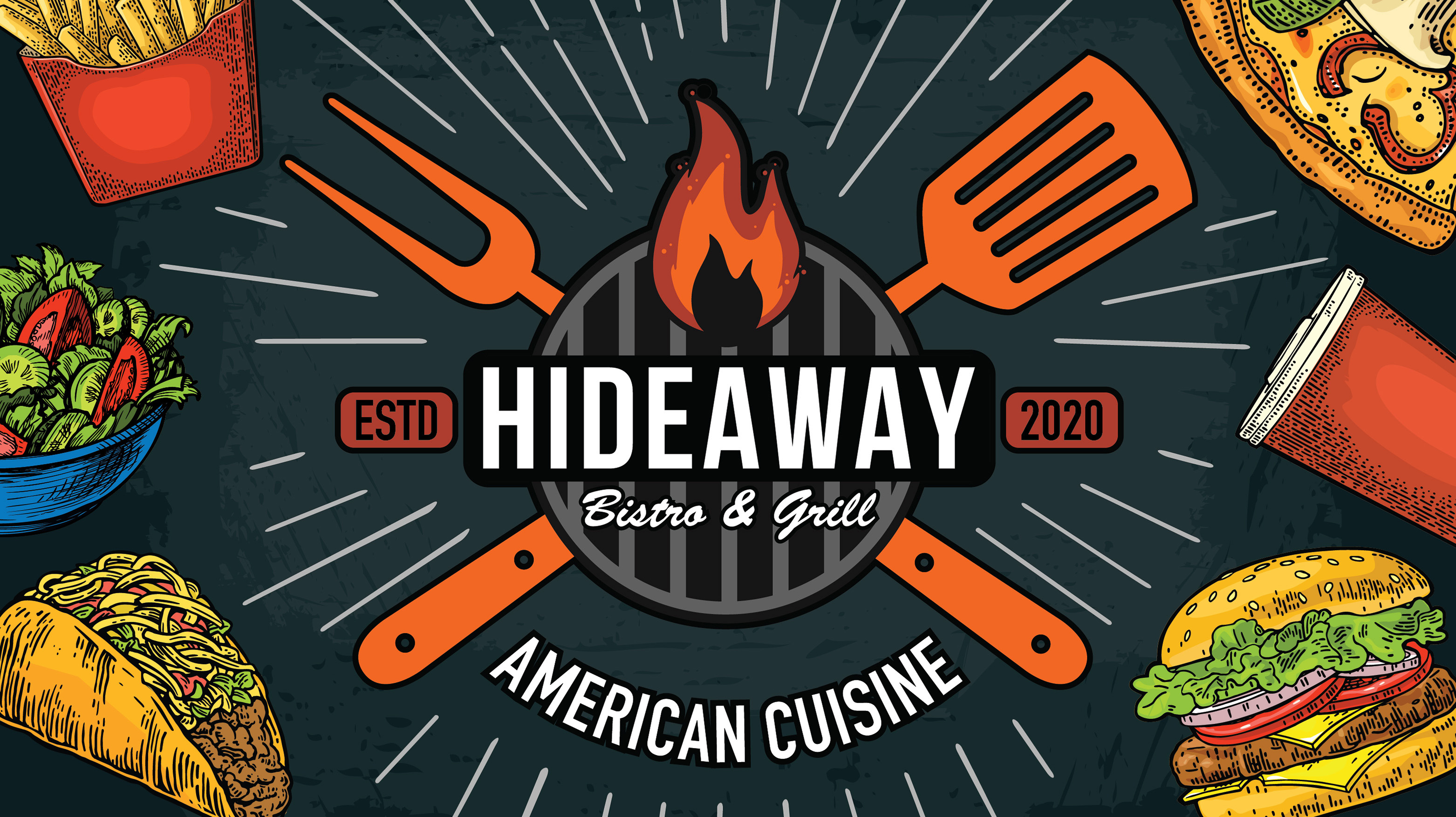 Hideaway Bistro & Grill