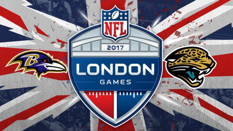 NFL in London - Ravens vs. Jaguars