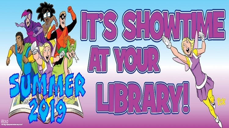 It's Showtime at Your Library!