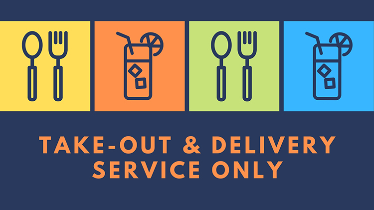 Take Out & Delivery Service