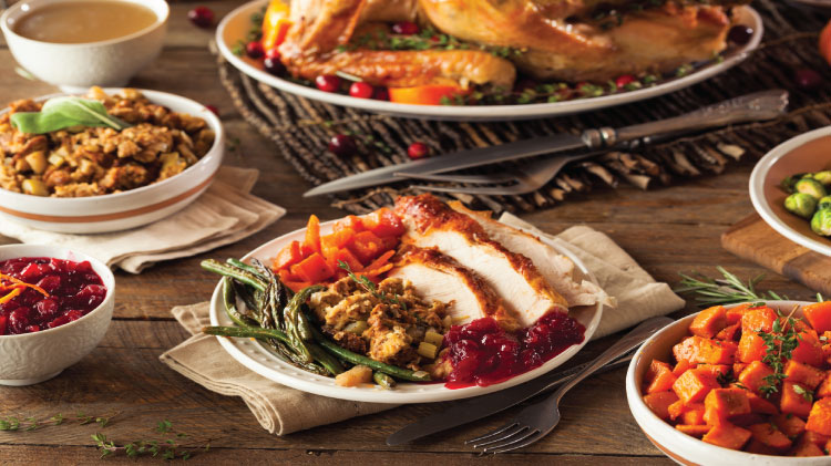 Holiday Meals To-Go