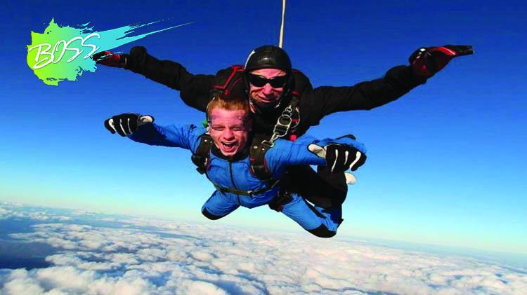 B.O.S.S. Skydiving