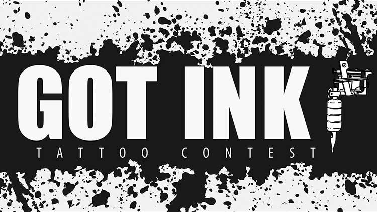 Got Ink Tattoo Contest