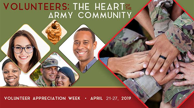 Volunteer Appreciation Week