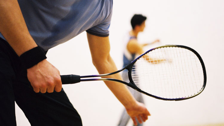 2018 USAG Ansbach Intramural Racquetball Winter Challenge