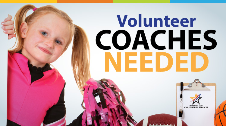 Become a CYS Volunteer Coach
