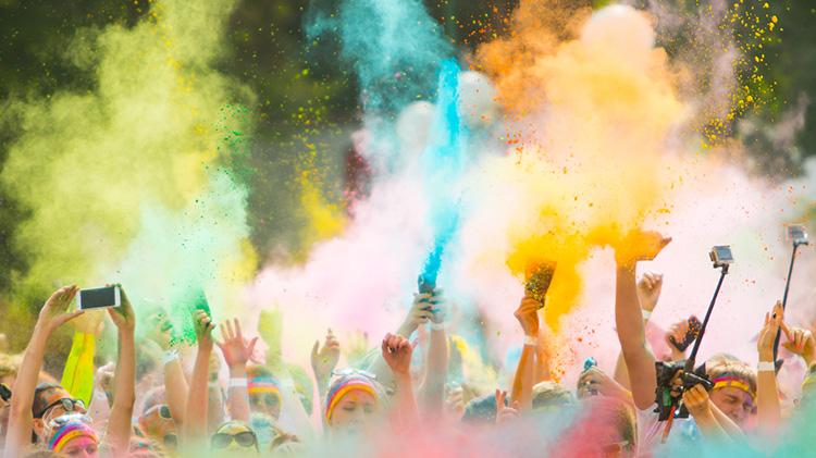 Colorful Run