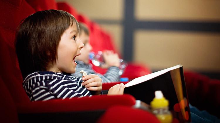 Saturday Family Movie Day