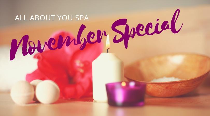 November Spa Special