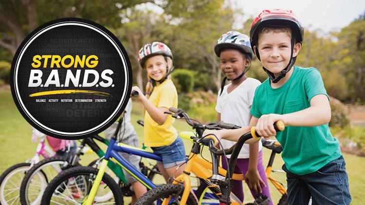 Strong B.A.N.D.S. Bike BINGO Giveaway!