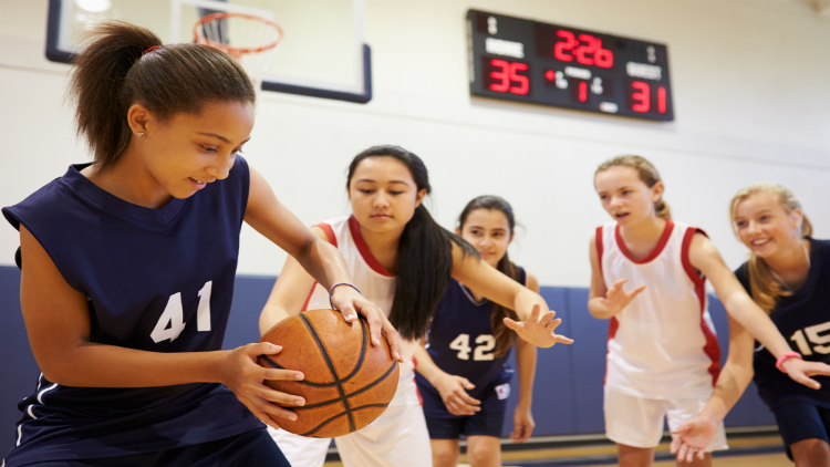 CYS Junior Girls Basketball Open Enrollment