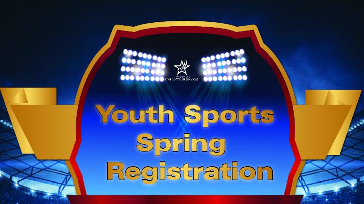 Spring Sport Registration Open!
