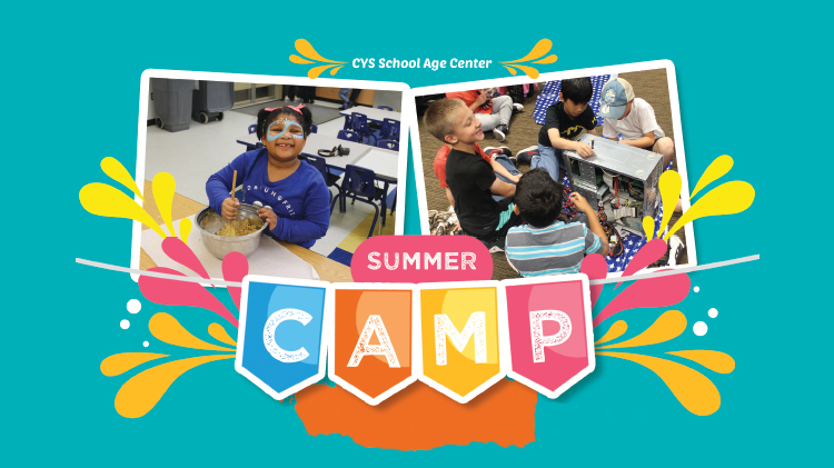 Summer Camps at the School Age Center
