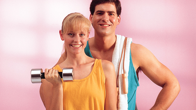1990's Back to School 2-Hour Fitness Class