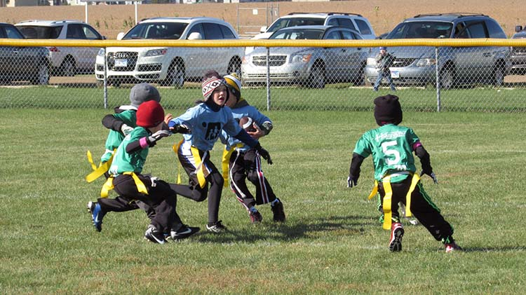 Youth Sports Registration: Flag Football