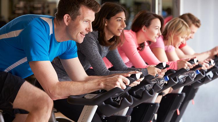 CYCLE-YO Functional Fitness ROB