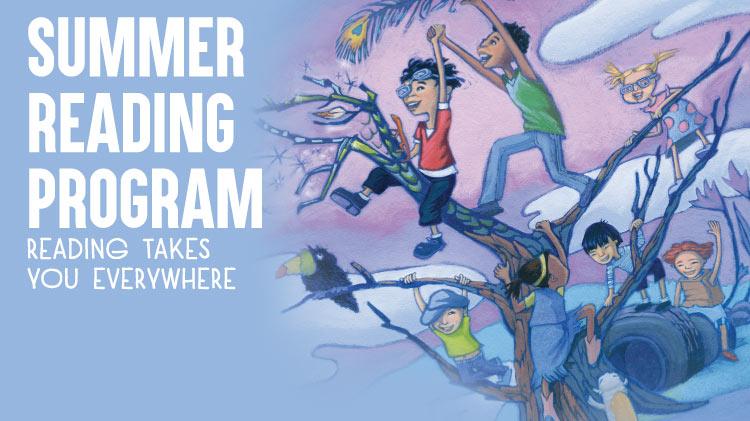 Brussels Library Summer Reading Program