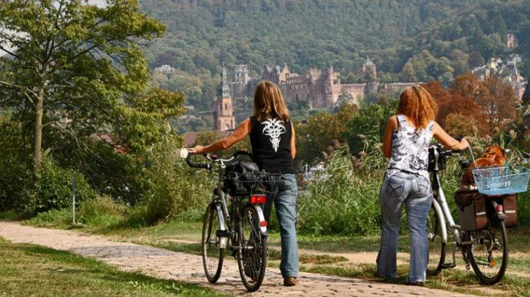 Neckar River Overnight Bike Ride