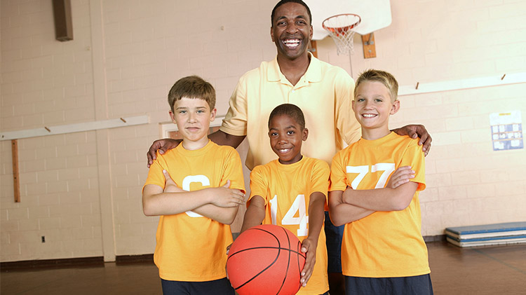Youth Sports Basketball Registration