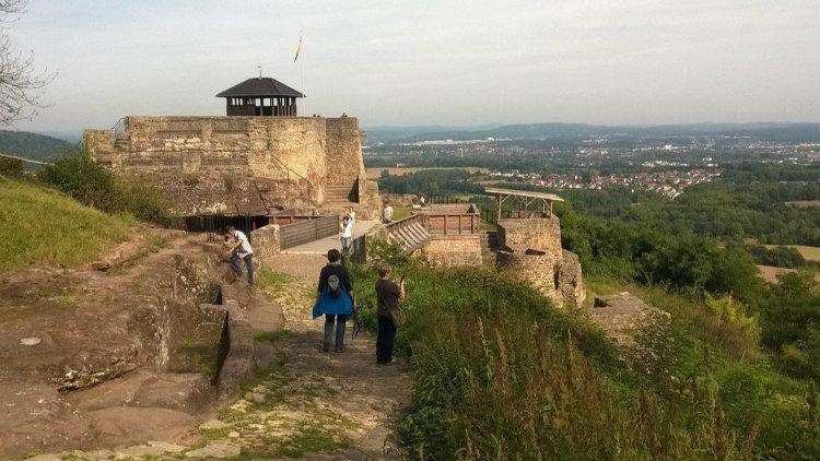 Dreamloops Hike - Devil's Castle