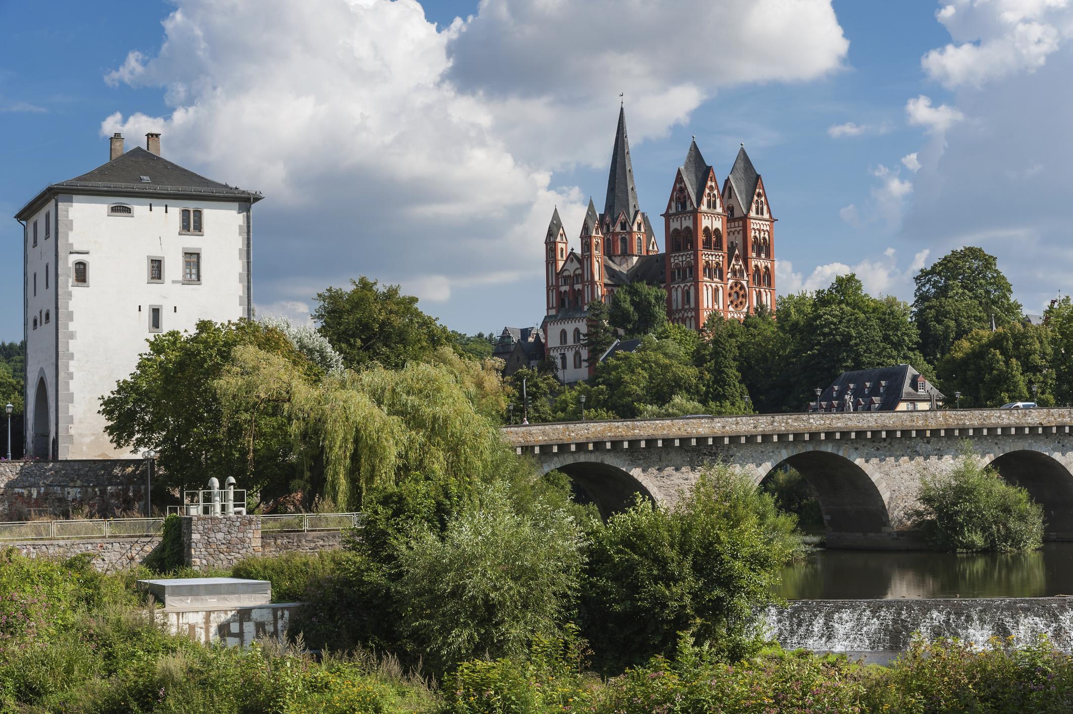 City of Limburg by Train