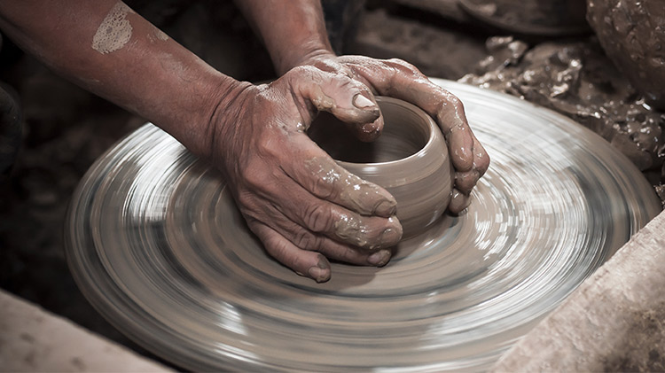 Hand Building Clay Workshop