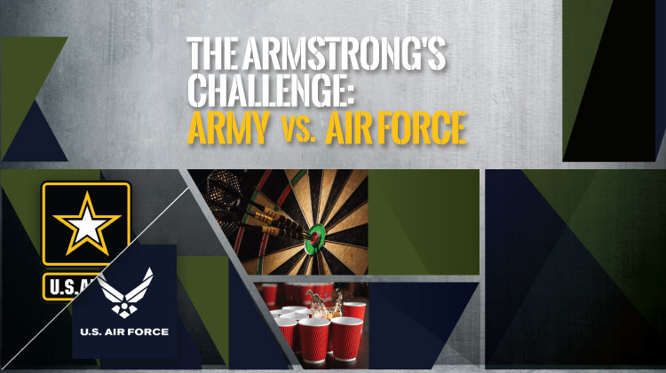 The Armstrong's Challenge: Army vs. Air Force