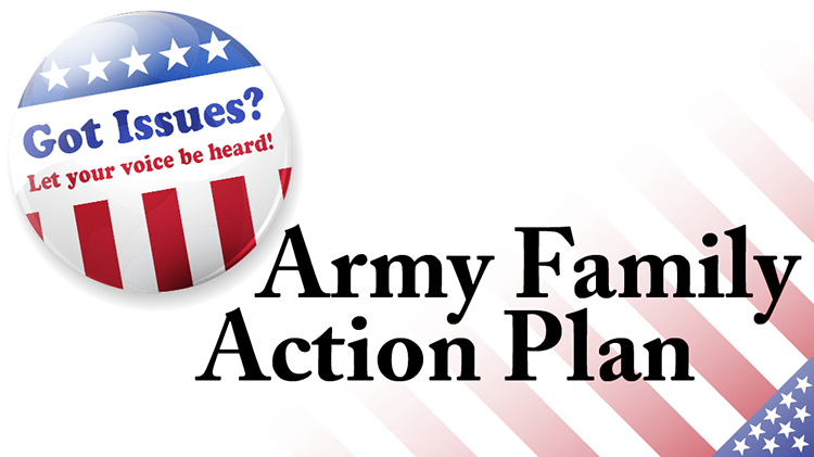 Army Family Action Plan Rally