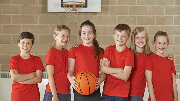 Youth Sports and Fitness Winter Basketball Camp