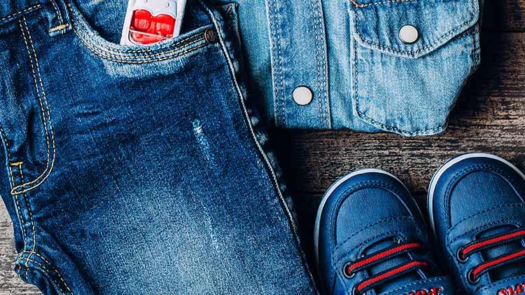 "Wear ""Blue"" Campaign"