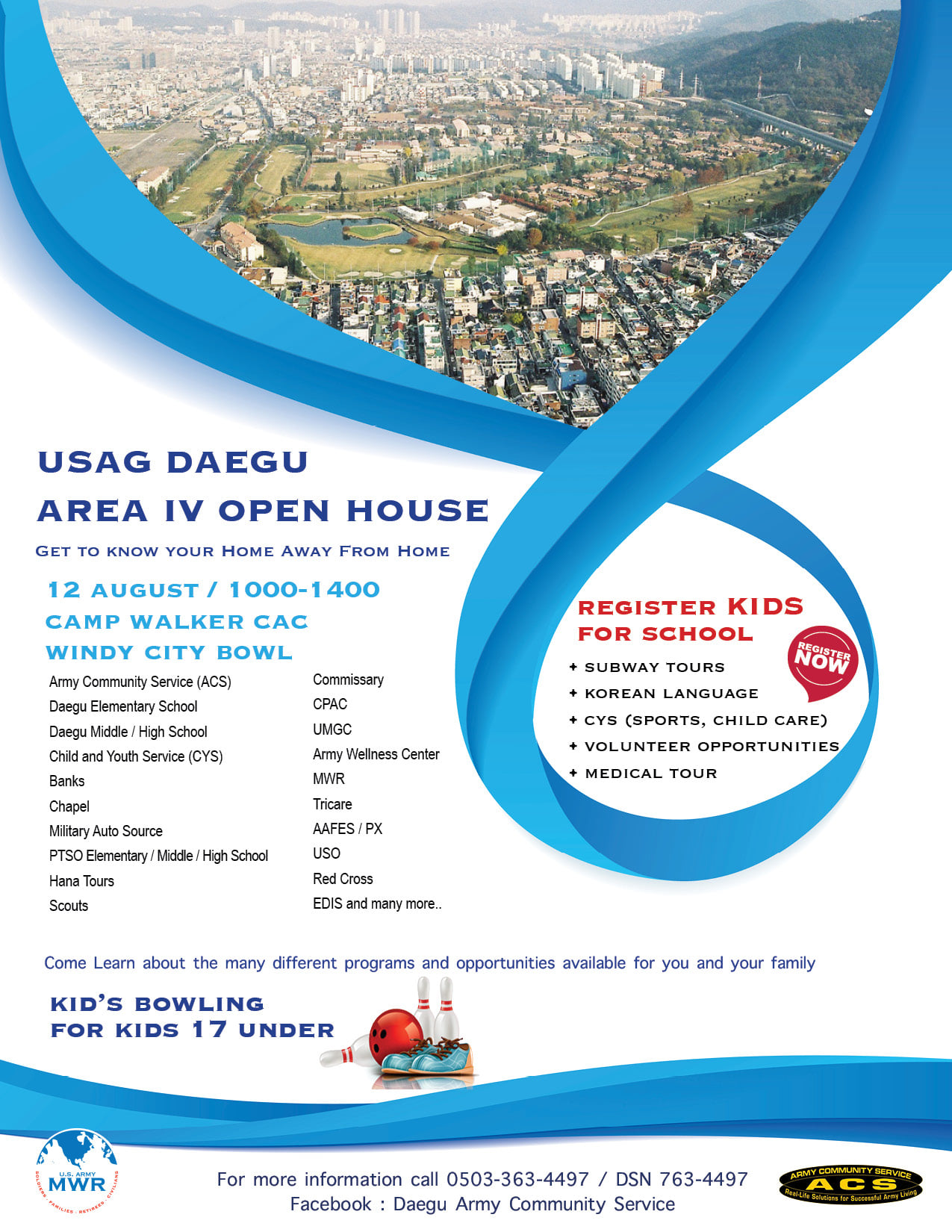USAG DAEGU AREA IV OPEN HOUSE