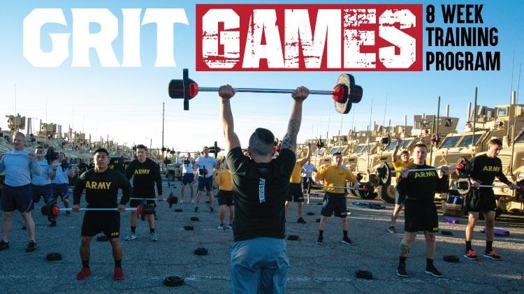 GRIT Games 8 week Training Program