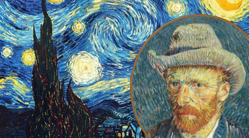 Children's Story Time: Starry Story with Van Gogh