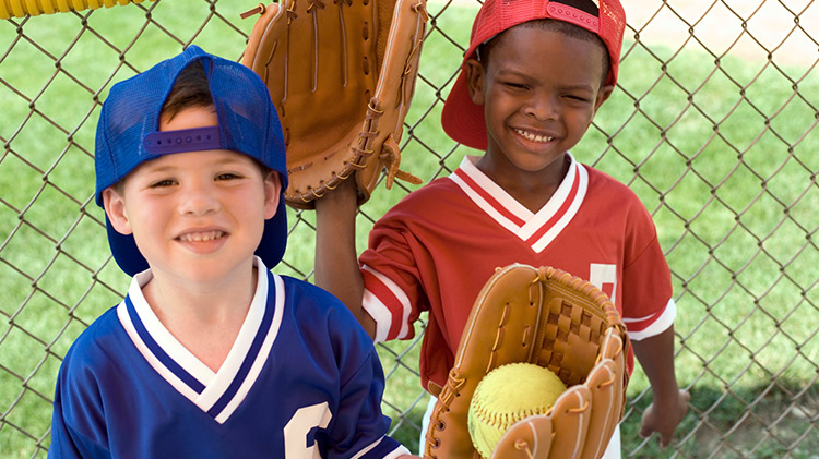 Youth Sports Baseball Season Registrations