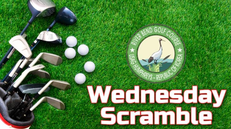 Wednesday Scramble