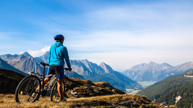 Salzburg Bike + Hike + Mine Tour