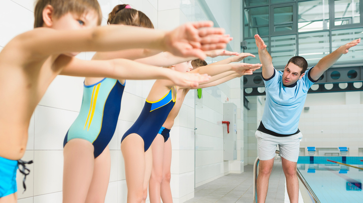 Youth Sports Swimming Registration