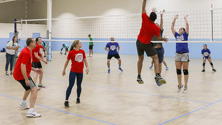 Fall Volleyball Clinic- Youth Sports