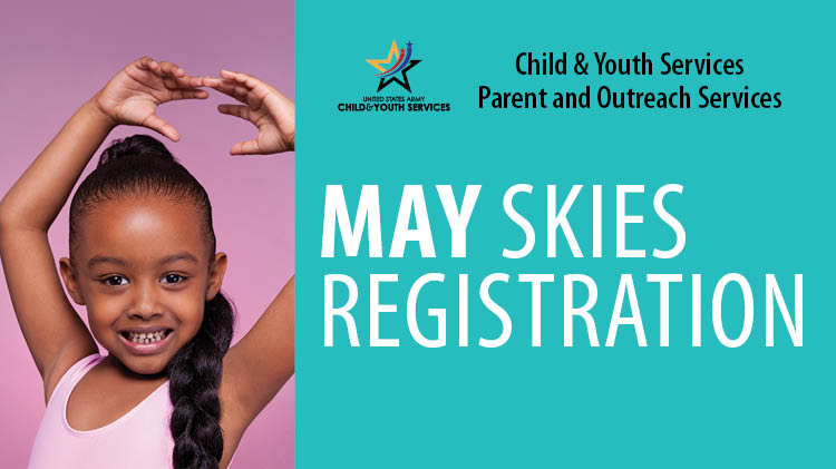 MAY SKIES REGISTRATION