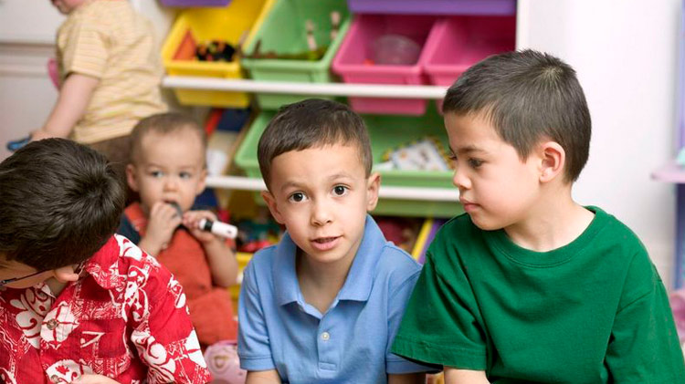 ACS Montessori-Inspired Structured Playgroup