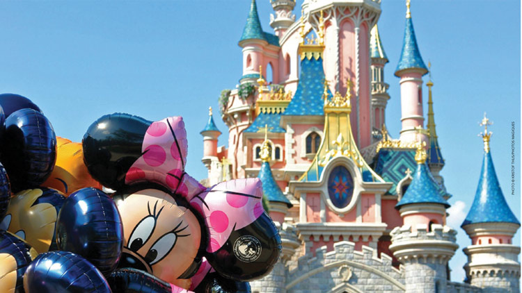 Day Trip to Disneyland Paris