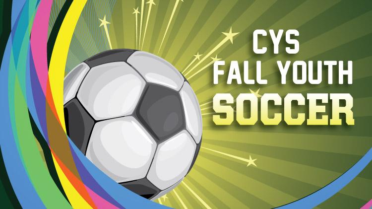 CYS Fall Soccer Open Enrollment