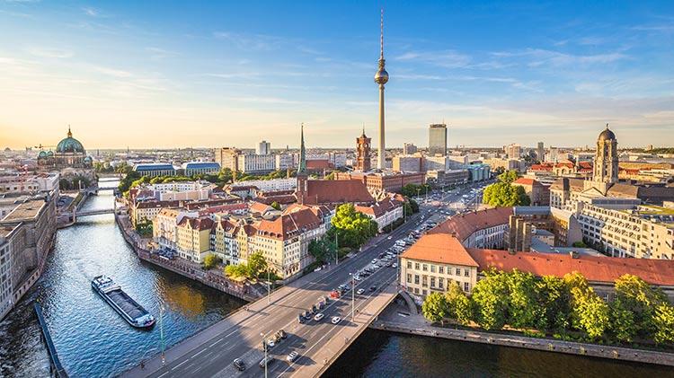 Memorial Day in Berlin, Germany