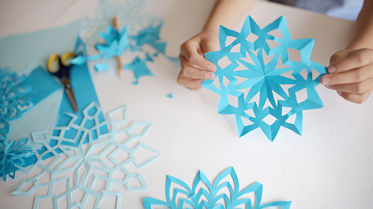 Drop-in Holiday Craft
