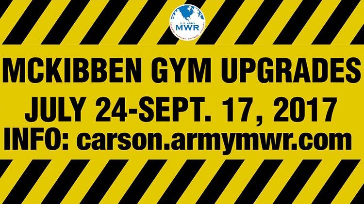 McKibben Gym Facility Upgrades